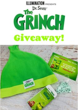 the grinch movie giveaway