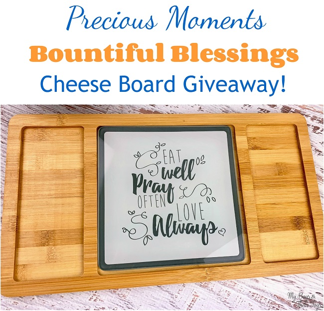 cheese board giveaway