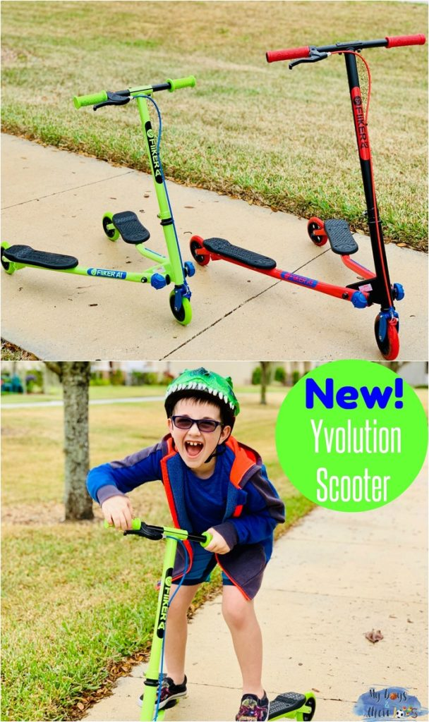 fliker scooter