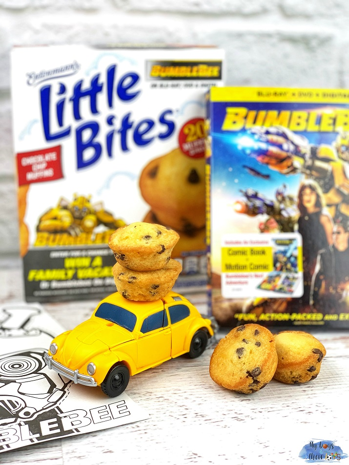 little bites bumblebee movie