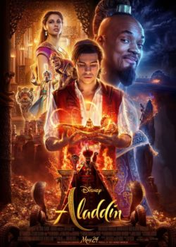 disney aladdin movie poster