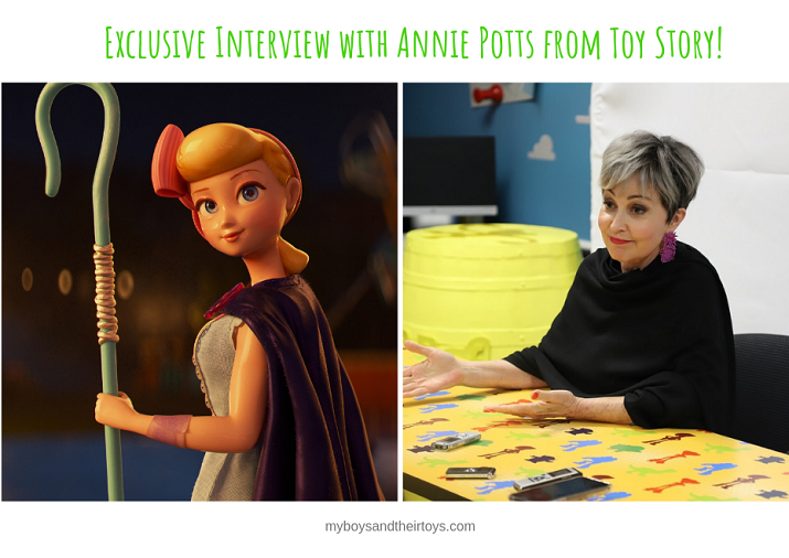 annie potts interview