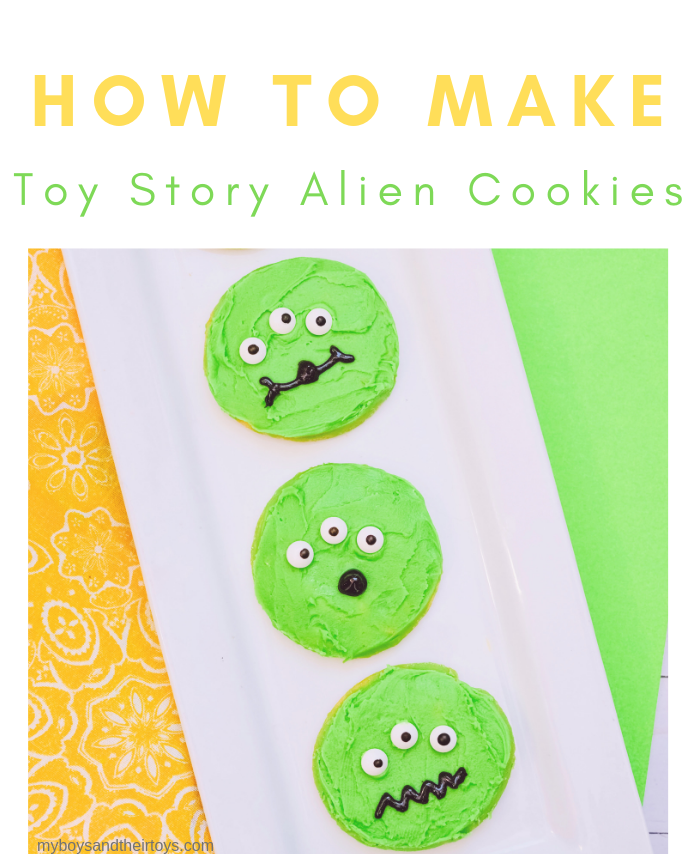 toy story 4 cookies