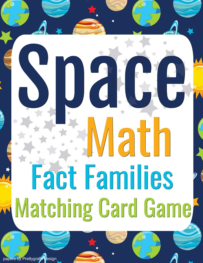 math facts flash cards