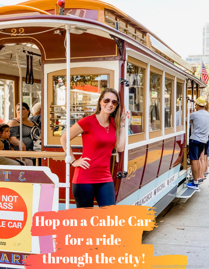 cable car San Francisco Travel