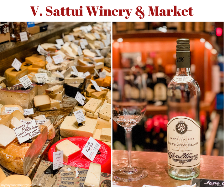 winery and market