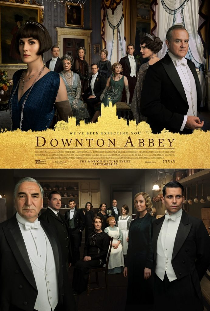 downton abbey film review