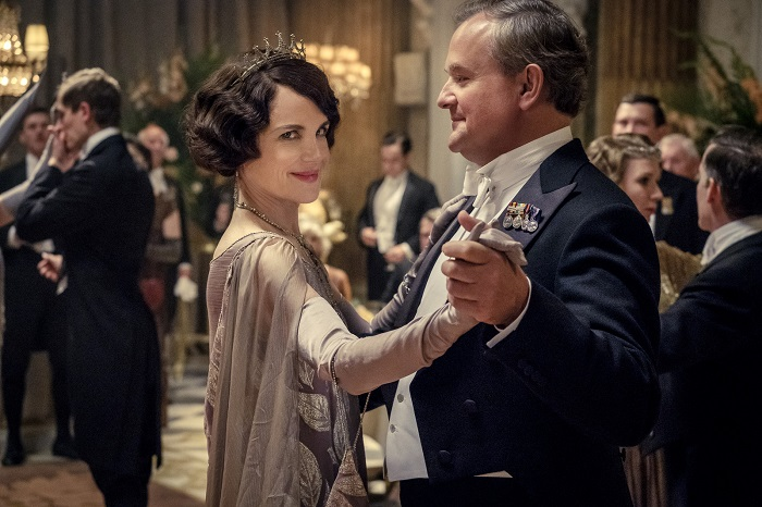 downton abbey lord and lady grantham