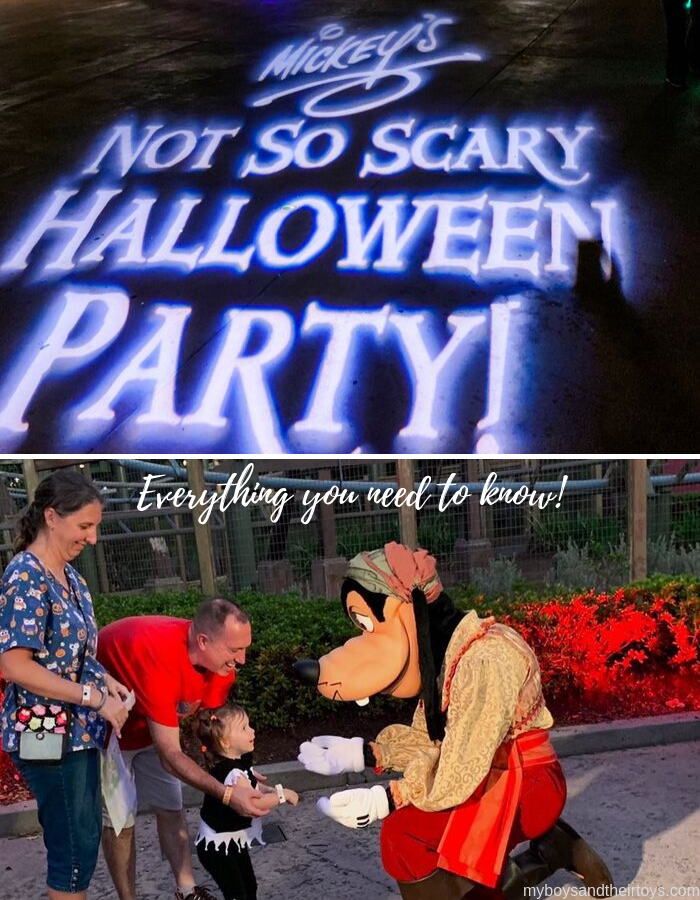 mickey's not so scary