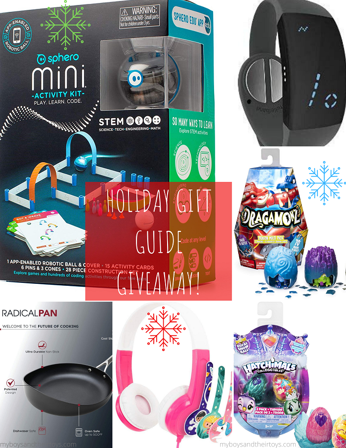2019 Holiday Gift Guide Giveaway