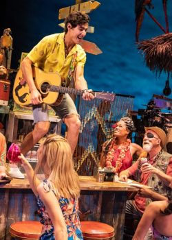 jimmy buffet escape to margaritaville