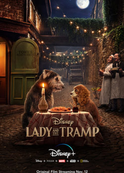 lady and the tramp live action poster