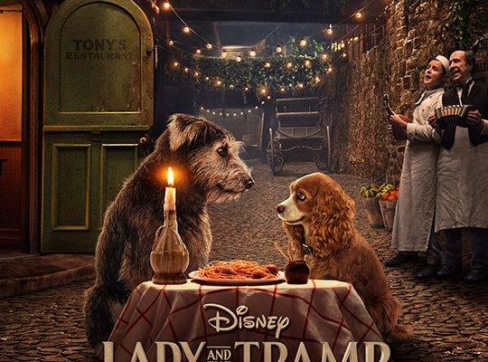 The Story Behind Rebooting Disney's Lady and the Tramp