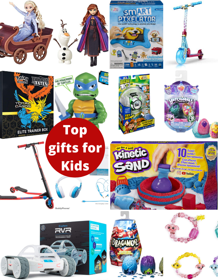 top gifts for kids