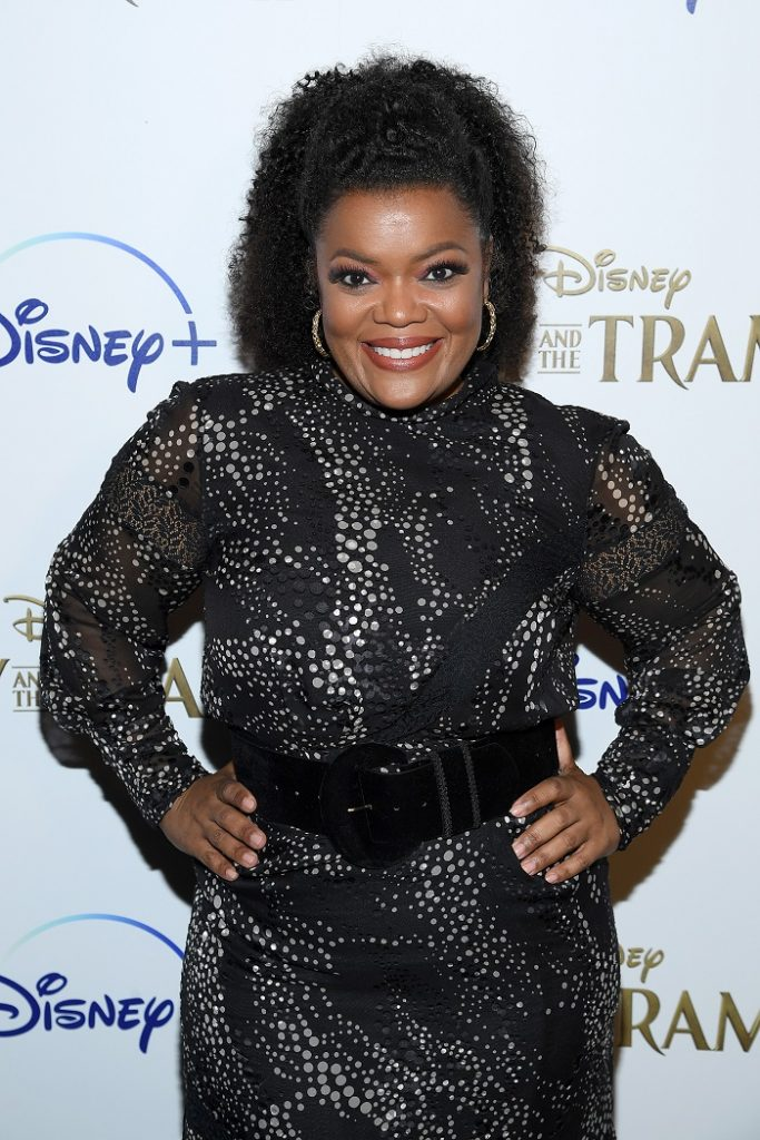 Yvette Nicole Brown lady and the tramp